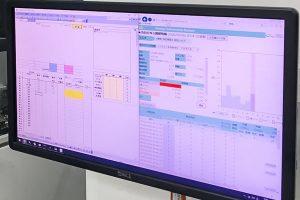 カメラ検査結果を確認するMyCiS画面