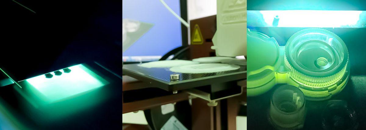 3Dプリンタの活用
